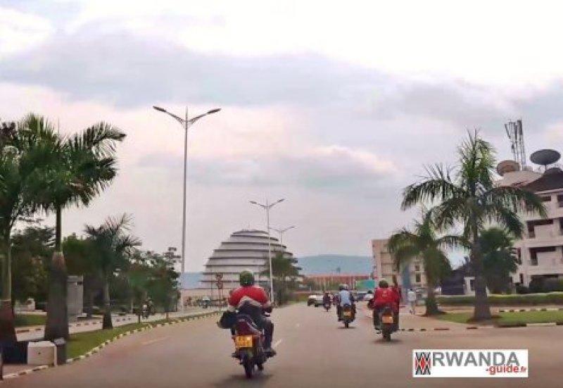 route à Kigali
