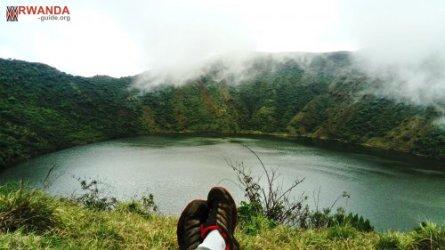 volcan bisoke rwanda