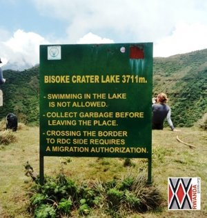 volcan bisoke au rwanda